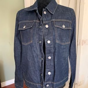 HELMUT LANG DENIM JACKET Made in Italy size 46